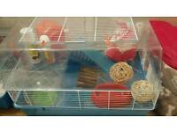 Large hamster/small rodent cage