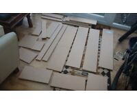 FREE selection of MDF pieces, ideal for shelving or boxes