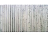 Cheap featheredge boards