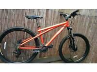 GT Chucker xs point one Ltd ed dirt jump mountain bike