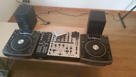 For Sale Dj Equipment. NUMARK / Traktor