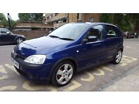 2003 Vauxhall Corsa 1.8 SRI 16v Very Low Mileage! 5 Door Hatchback Manual!