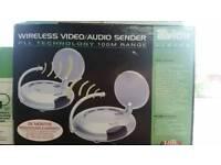 Wireless video