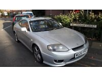 Hyundai Coupe SE 2005 for spares and repairs