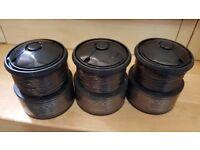 Shimano baitrunner gt8000 spare spools x3