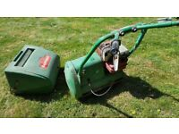 Ransomes Marquis 45 self-propelled petrol lawnmower