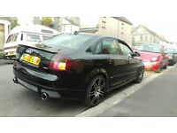 Audi A4 TDI disel RS4 looks like not sline m3 a3 m packet s4