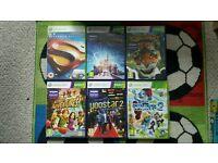 Selection Xbox 360 games