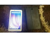 Quad core android tablet and case