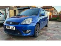 Ford Fiesta mk6 St150 2.0 2nd Gen Manuel in performance Blue - NO MOT