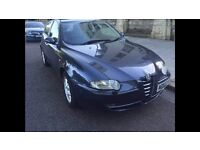 ALFA ROMEO 147 1.6 I6V LUSSO 5 DOOR EXCELLENT CONDITION LEATHER INTERIOR HPI CLEAR
