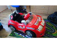 Toy car for children from 0-3