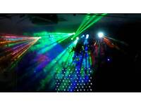 Mobile disco and dj for hire