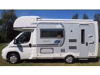 2015 15 Auto Sleeper Broadway Peugeot Boxer 2.2 Four Berth - Very Low Mileage