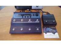 TC Helicon Voicelive Harmony, Correction effects unit