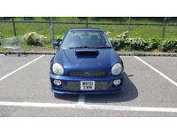 Subaru Impreza WRX 2001 Turbo