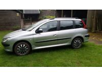 Silver Peugeot KR53 good condition.