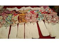 Mainly Mio Solo Cloth Nappies and Liners