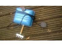 X2 Hailea Pond air pump