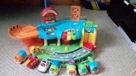 Vtech Toot Toot Drivers Garage & Cars