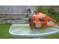 Husqvarna 346xp high rpm professional chainsaw excellent 160 psi compression