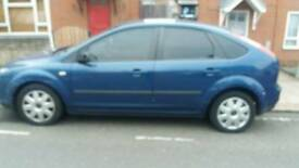 FORD FOCUS 1.6LX AUTOMTIC ONLY 77304 MILES