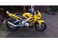 125cc MOTORBIKE 2008 FULL MOT SUPER SPORT SANDBACH CHESHIRE