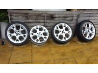 Ford alloy wheels 17s