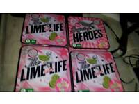 Lime of your life & soaper heroes