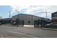 UNITS TO RENT ROTHERHAM 1200 SQ FEET OR 2600 SQ FEET