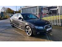 2009 AUDI A4 2.0 TDI S LINE AUTO...FINANCE FROM £46 PER WEEK...MINT CONDITION....
