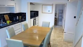 One bedroom garden flat to let on english combe lane, bath