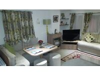 Platinum sea view caravan for hire haven craig tara