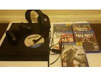 Matt Black PS4 in good condition