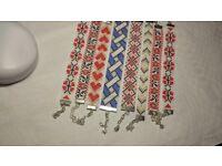 Handmade jewellery ...necklace,bracelets