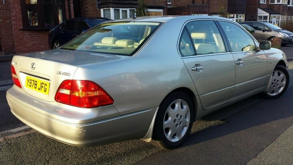 Y LEXUS LS430 4 3 V8 LS 430 PREMIUM PACK 4 OWNERS FSH FULL MOT 280 BHP  DRIVES WELL NICE | in Sandwell, West Midlands | Gumtree