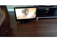 Alba 18 inch freeview tv and dvd player