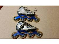 Powerslide R2 Speed Skate