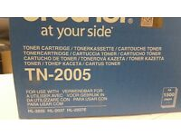 BROTHER TN2005 TONER BRAND NEW