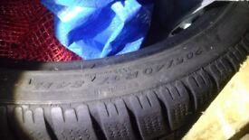 Pirelli winter tyres abarth 2054017