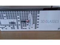 3D TV Glasses - Boxed set of 4 pairs of 3D glasses