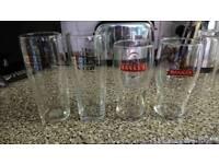 Beer Glasses (£1 each)