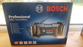 Bosch jobsite radio
