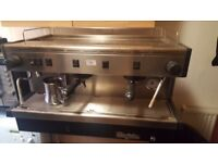 Magister commercial coffee machine