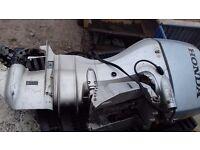 Honda 90hp outboard 2010
