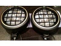 Safari 5000 spot lamps