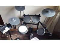 Yamaha DTX522K drums electronic DTX drum kit