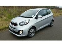 2014 Kia Picanto 1.0 Low Insurance & Free Road Tax