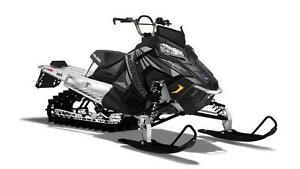 2017 Polaris 800 RMK ASSAULT 155 POWDER ES
