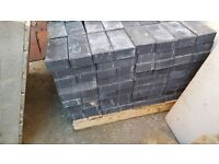 Charcoal Bricks (suitable for block paving) - NOW SOLD!!